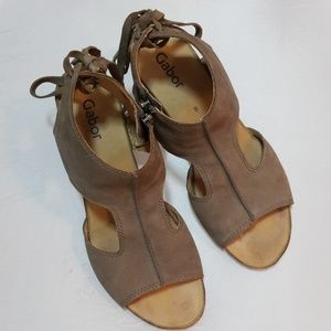Used, Gabor  shoes size 8 for sale